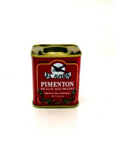 Smoked Mild/Sweet Paprika [Spanish Pimenton Dulce Ahumado] | Buy Online at The Asian Cookshop.